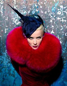 Daphne Guinness For Muse Magazine…