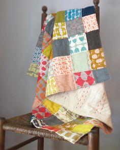 Chomp quilts