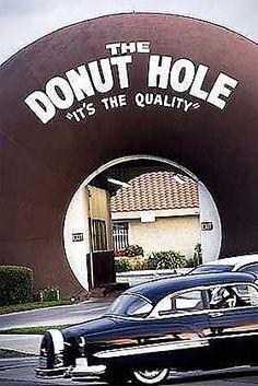 the Donut Hole on Hacienda Blvd. in La Puente