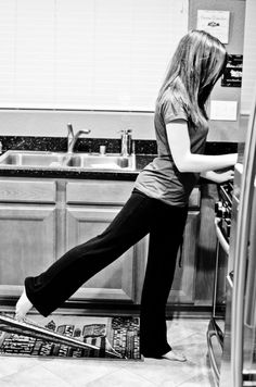 Lazy Girl Workouts: How to work in a workout throughout your day multi-tasking