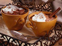 Receitas de Chocolate: Chocolate Quente com Canela