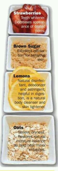 Natural beauty remedies at home