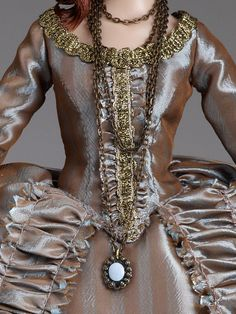 #pinned #dollchat ^kv a closeup on the fashion of La Vie de Versailles from our 2013 Deja Vu Fall Collection