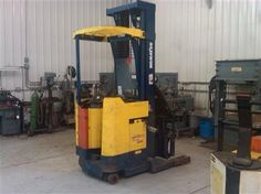2000 #Komatsu FR15DR2A #usedforklifts for Sale - Capacity: 3,000 - Mast: 115 / 258 TSU - W/36V BATTERY, S/S, DEEP REACH #materialhandling