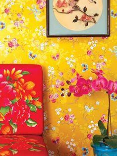 Effinger wallpaper - Boho