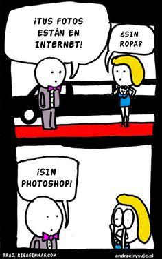 Tus fotos sin Photoshop