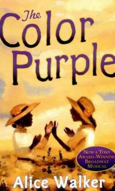El color púrpura.
