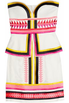 sass & bide pick n' mix dress