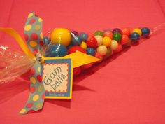gumball favors