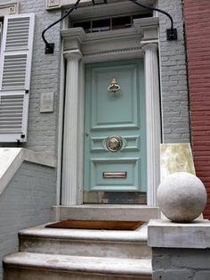Front door style