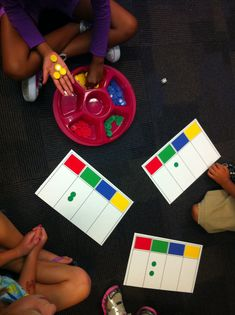 A trading game to help reinforce regrouping and borrowing concepts