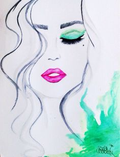 fashion draw, fashion ilustr, fashion illustr
