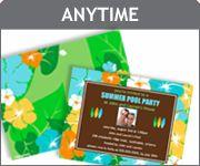 Personalized Invitations - Smilebox