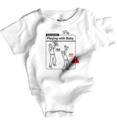 Snapsuit- Playing with Baby... very educational