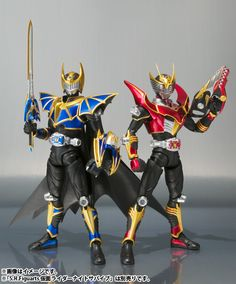 S.H.Figuarts  仮面ライダー龍騎サバイブ  仮面ライダーナイトサバイブ/ Would get this pair if they weren't so utterly, ridiculously expensive and rare, and if my house was ten times bigger