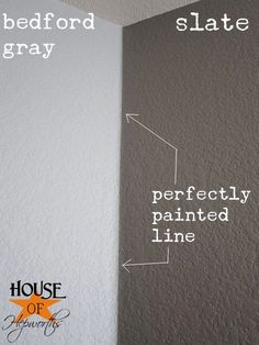 Perfectly painted line