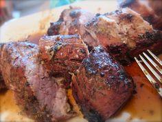 Marinated Pork Tenderloin