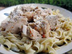 Crockpot Lemon Chicken | Plain Chicken