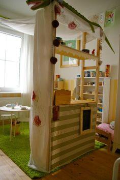Cute play area!