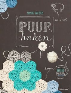Congrats to CreJJtion who has written her first crochet book. It's being published in Dutch with diagrams and images.
