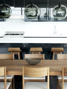 Niche Modern Solitaire Dining Room Pendants