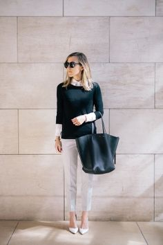 Black and white for Fall