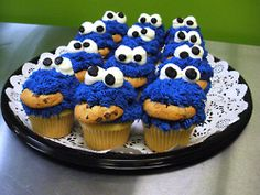 for a sesame street theme party!! <3