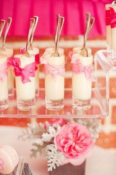 Wedding desserts. For more great ideas and information about our venues visit our website www.tidewaterwedding.com or give us a call 443 786 7220