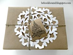 Be Book Bound: Alcott Autumn: Wrapping Presents