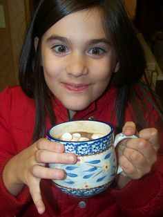 crock pot hot chocolate recipe.  Hot chocolate bar. Polar express party