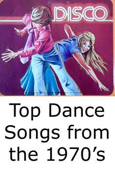 Top 1970's Dance Songs