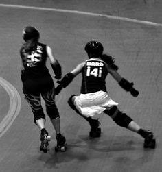 Hard Anya - Brooklyn Bombshells - Gotham Girls Roller Derby
