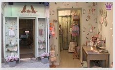 Spain clothing stores. Women clothing stores