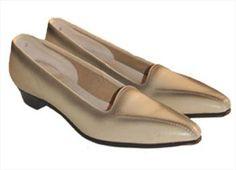 Fashion Craft Flat Leather Shoes