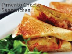 recipes- pimento cheese sandwiches | ... Travel Food Recipes - Pimento cheese, Turkey  Ham sandwich  more