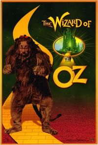 *THE WIZARD OF OZ , Movie Poster