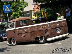 VW Type 2 Single Cab