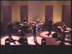 "Portishead performing ""Mourning Air"""