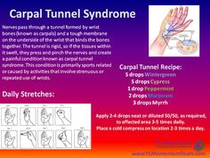 YLEO and Carpal Tunnel Syndrome. www.YLMomentumTeam.com