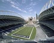 Home of the Seattle Seahawks - CenturyLink Field.