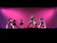 Hip Hop Symphony Belly Dancing
