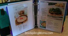 D-I-Y Make Your Own Cookbook