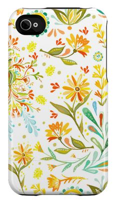 Katie Daisy iPhone cases for Uncommon! Available now