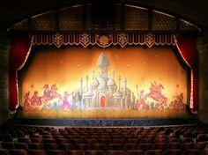 Fox Theatre in Atlanta, Georgia