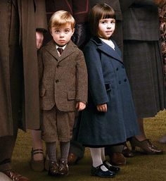 Downton Abbey Season 5: Little George and Sybbie