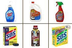 The Most Toxic Home-Cleaning Products