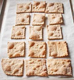Galletas de pan