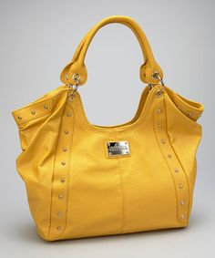 Cornbread Studded Hobo by Kenneth Cole Reaction