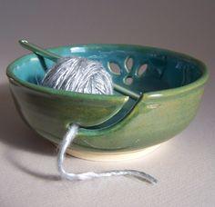 Yarn Bowl...NEED THIS!!