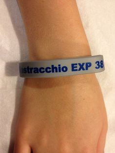 """cizzors: """"I received these bracelets over the weekend from the Mastracchio family to use as prizes for kids and for our event. Awesome, thanks!"""""""